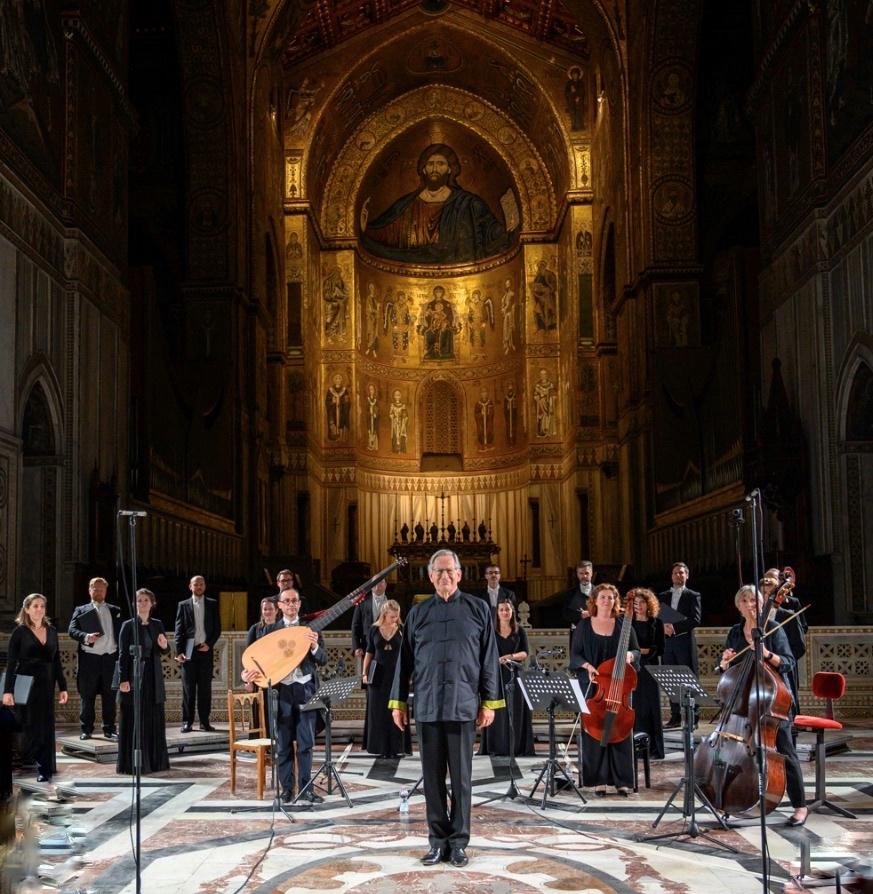 Monteverdi Choir & Orchestras, Sir John Eliot Gardiner